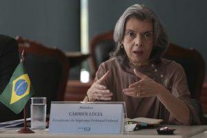 Presidente do Supremo Tribunal Federal (STF), Cármen Lúcia (José Cruz/Agência Brasil)